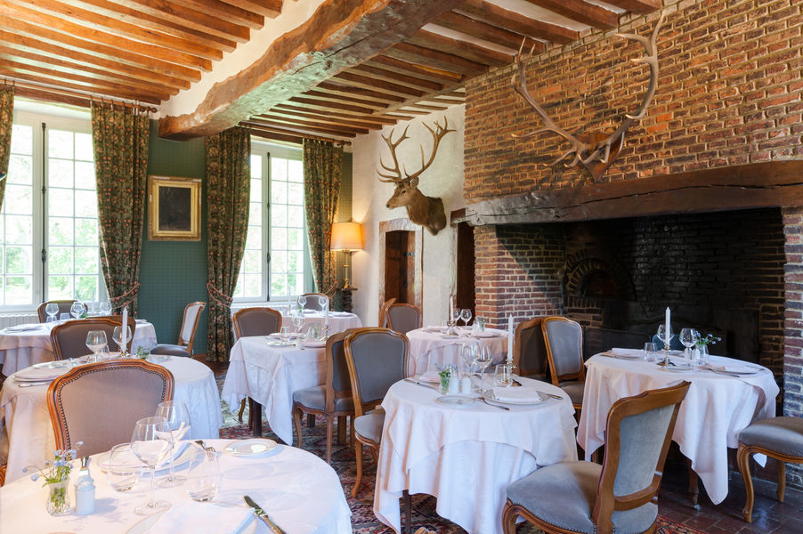 Hotel The Originals Château du Landel  19