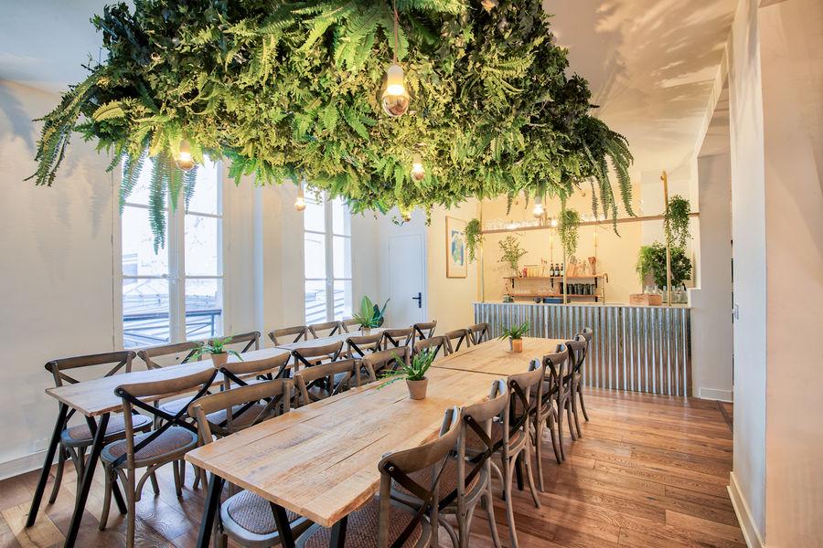 L'Appartement Reeve La salle à manger