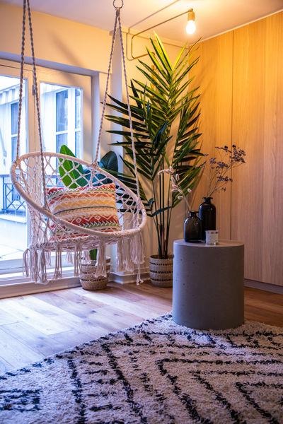 L'Appartement Reeve Le patio