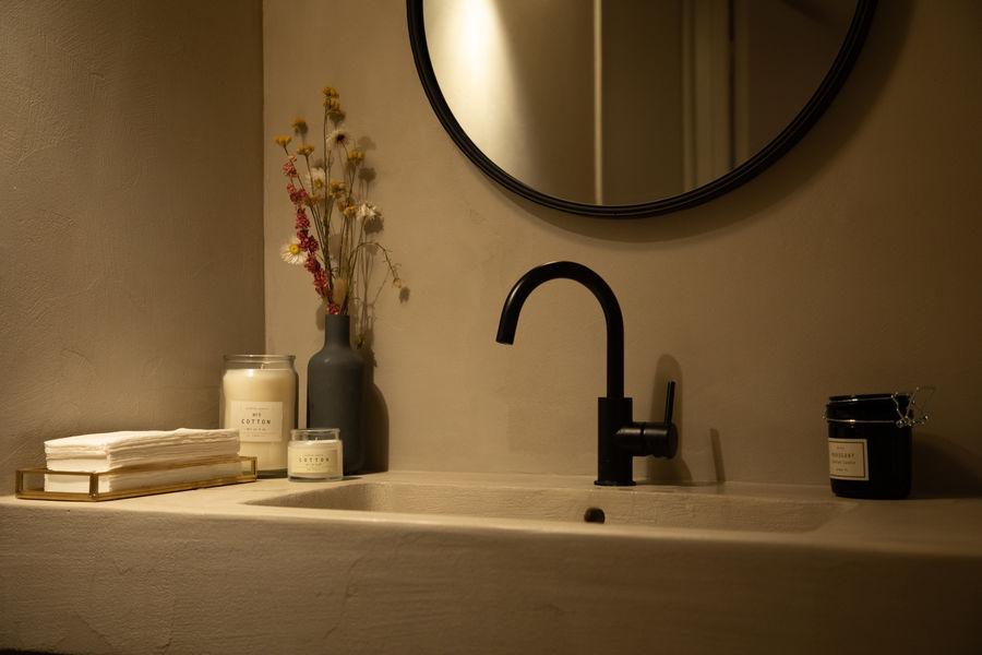 L'Appartement Reeve Les toilettes
