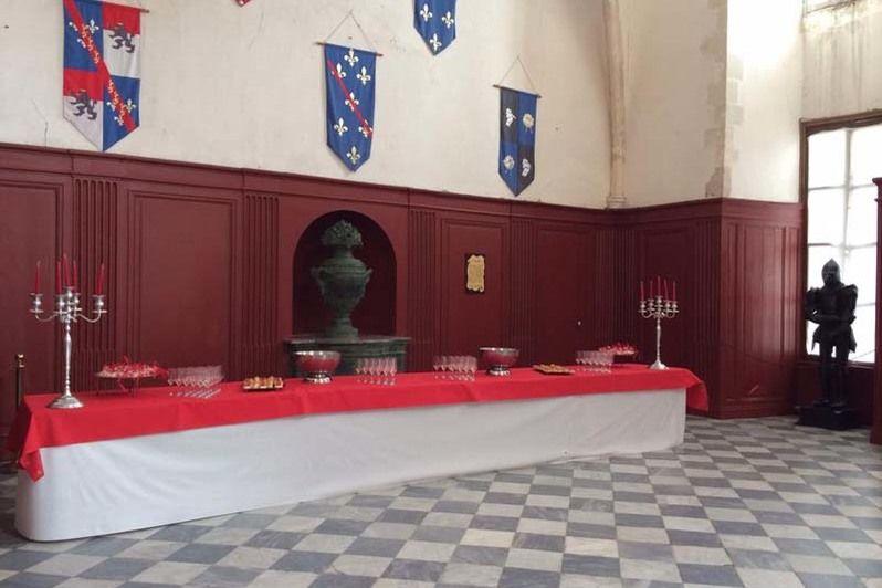 Château de Meung sur Loire 9