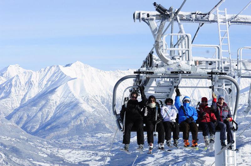 Hotel La Lauzetane *** Sortie ski entre 15 et 30 mn de l'hôtel restaurant la Lauzetane