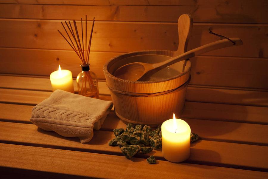 Hotel La Lauzetane *** pour la détente sauna