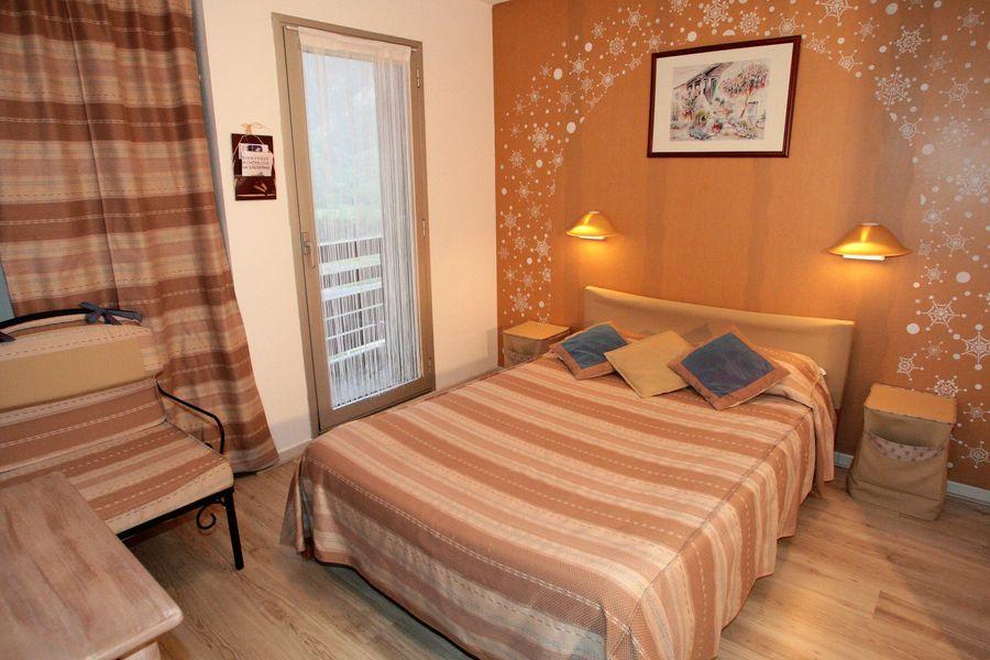 Hotel La Lauzetane *** Chambre double