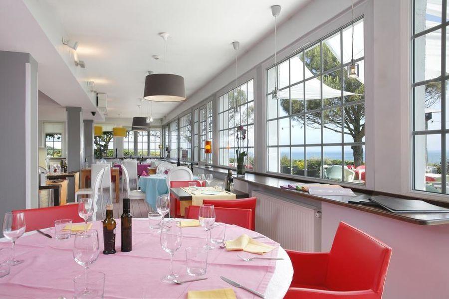 Hotel The Originals Le Cise Restaurant