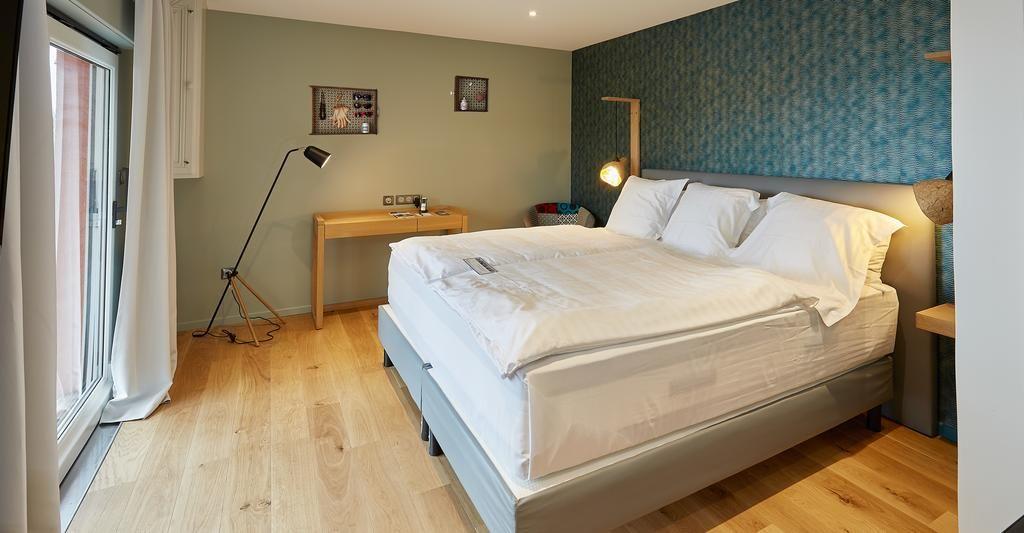 Hotel The Originals Le Cise Chambre