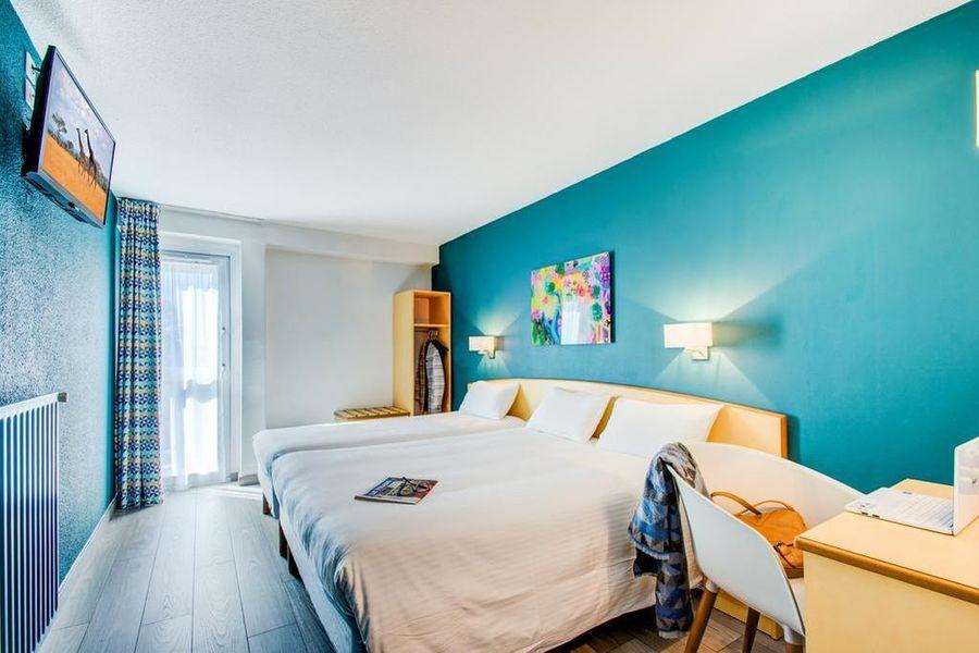 Hotel The Originals Lyon Est Éclipse *** Chambre