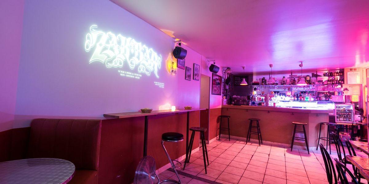 Le Zak Bar Le Zak Bar