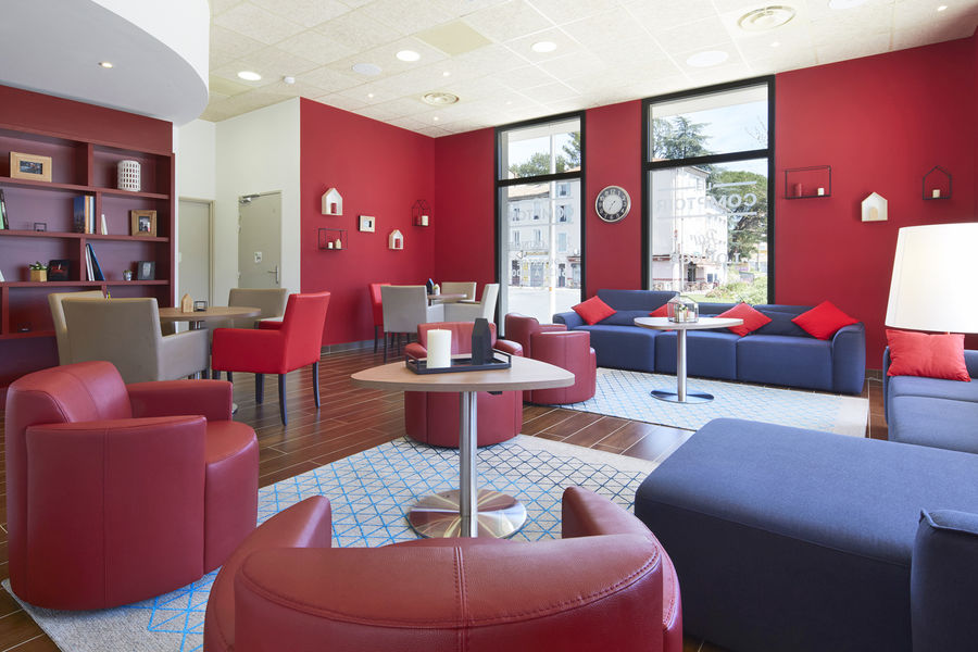 Campanile Ales Centre *** Salon Lounge