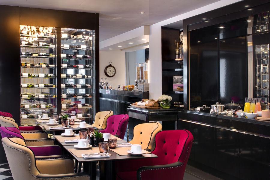 La Villa Haussmann, Paris Restaurant le N3