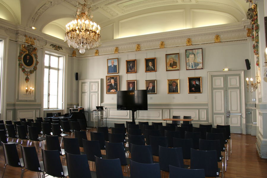 Palais de la Bourse Lyon Salle Lumière