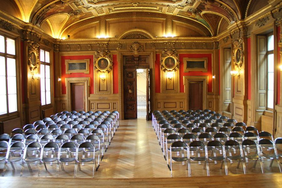 Palais de la Bourse Lyon Salle Tony Garnier