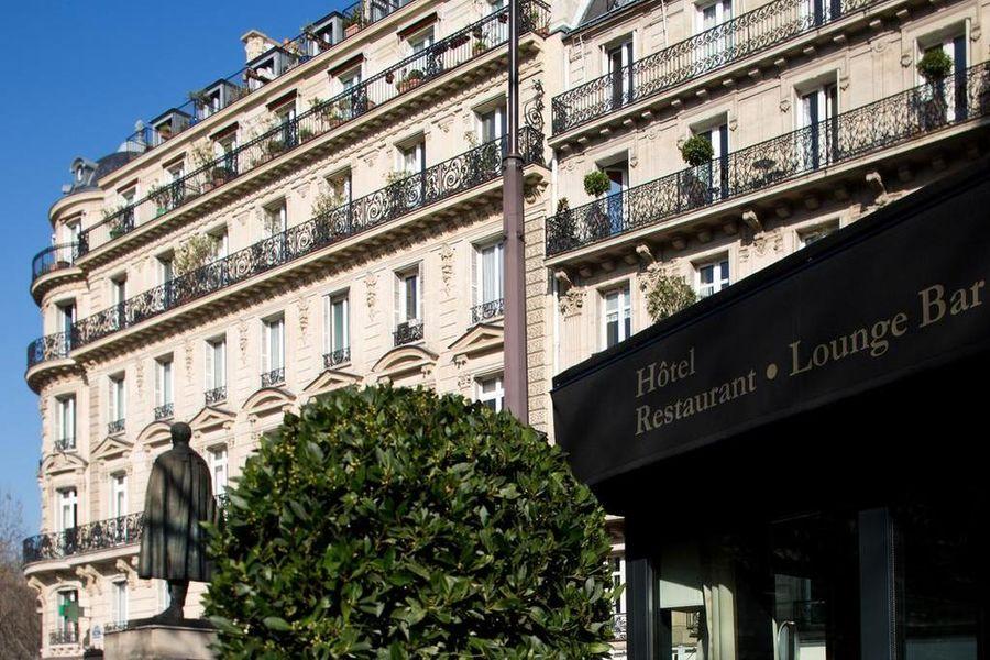 La Villa Haussmann, Paris Extérieur