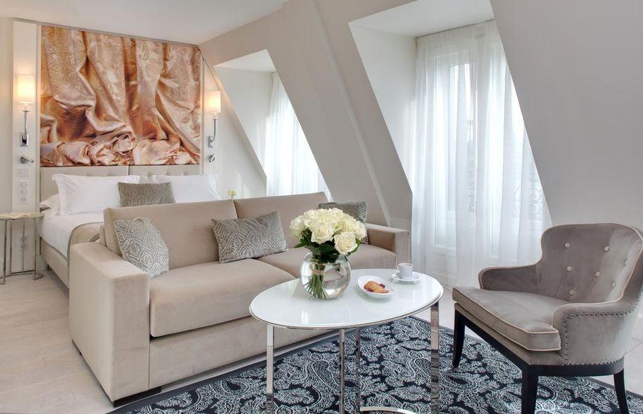 La Villa Haussmann, Paris Chambre