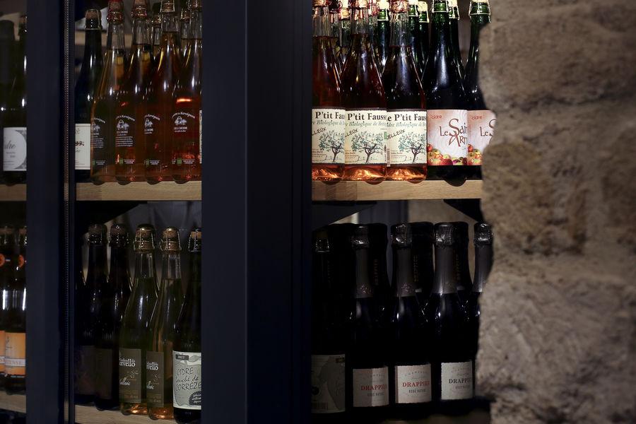 Breizh Café Montorgueil La Cave à Cidres