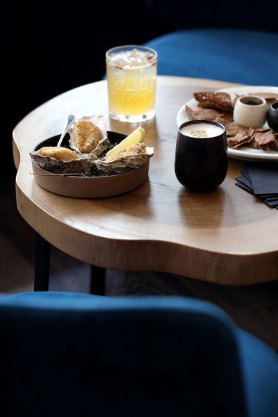 Breizh Café Montorgueil Les amuse-bouches