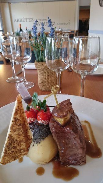 Kyriad Prestige Bordeaux Ouest Mérignac **** PLAT RESTAURANT