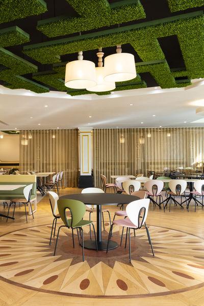 Vienna House Dream Castle Paris **** The Kitchen restaurant