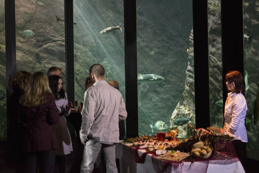Océanopolis Cocktail au Pavillon Bretagne