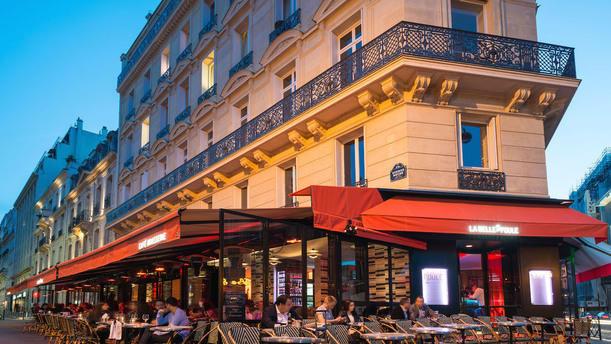 Café La Belle Poule Café La Belle Poule