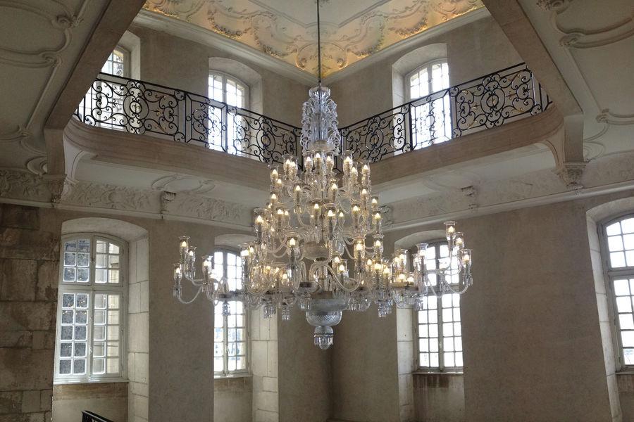 Abbaye des Prémontrés *** Escalier carré