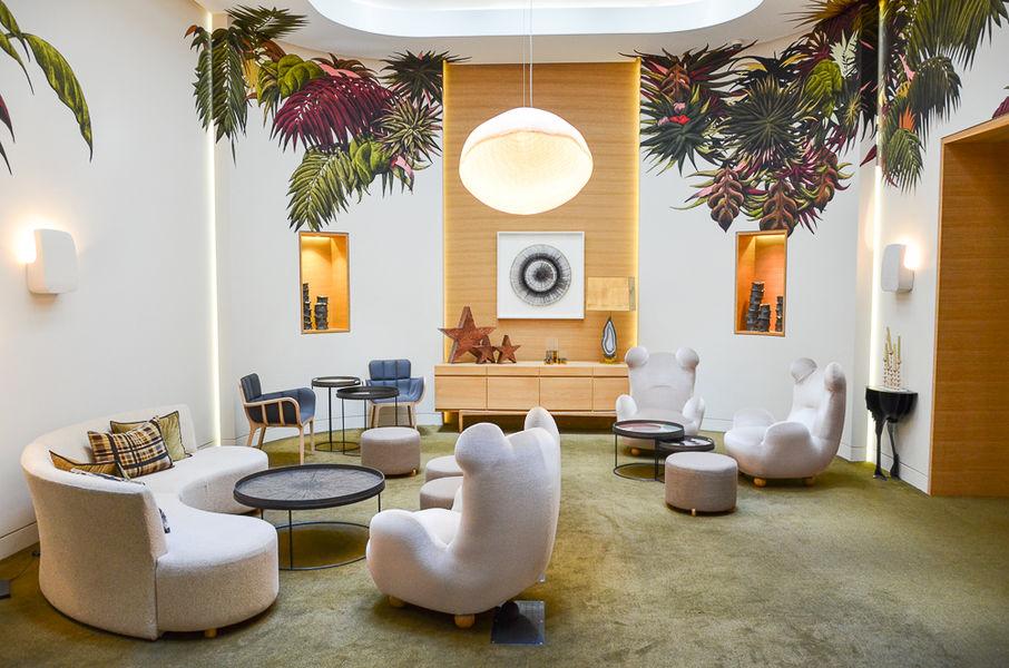 Hôtel Marignan Champs-Elysées ***** Salon événementiel - Nubé