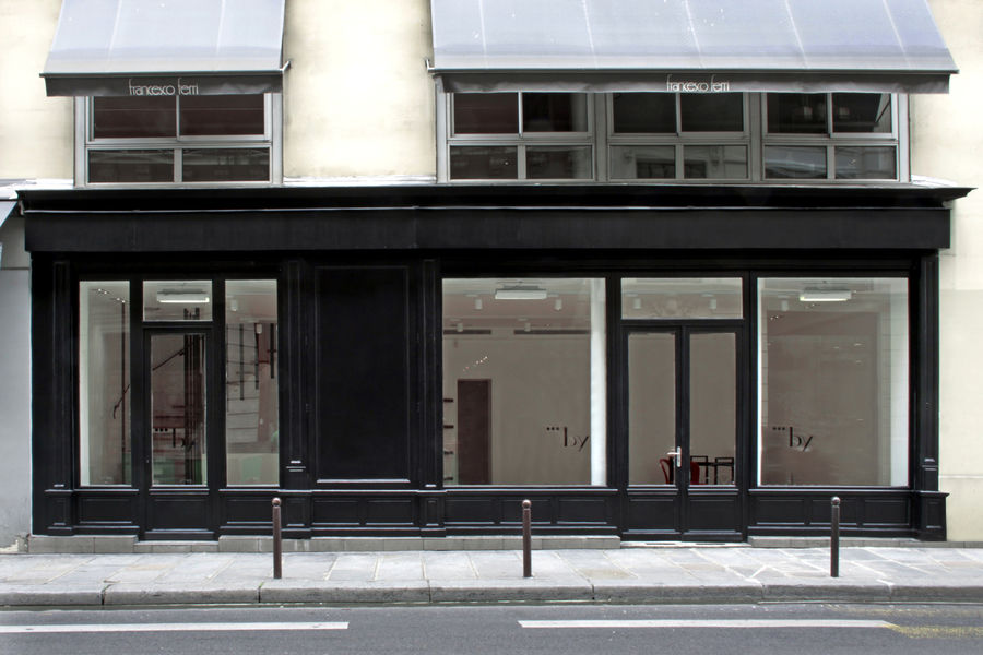 Showroomby 14 Facade rue boutique rdc