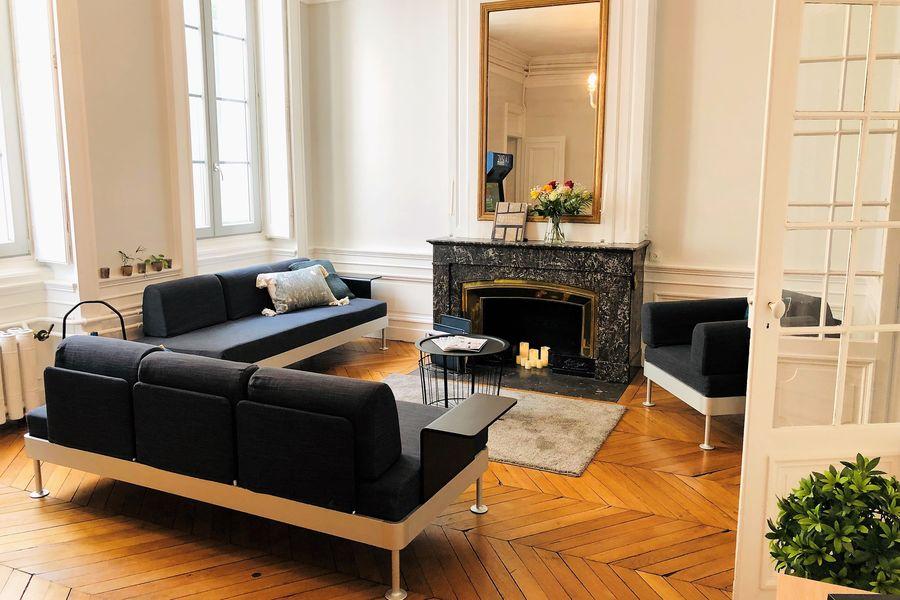 La Rive Lyon Bubble Room - Espace de pause