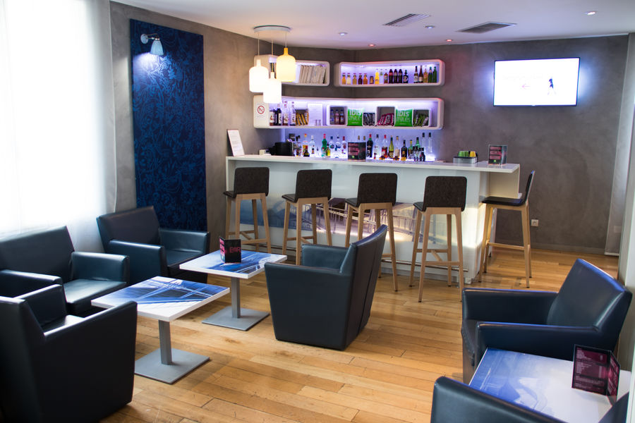 Ibis Styles Paris Tolbiac Bibliotheque Bar