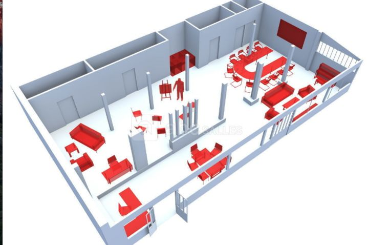 Atelier Fil Rouge  Plan général