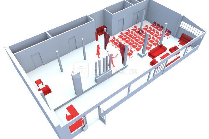 Atelier Fil Rouge  Plan