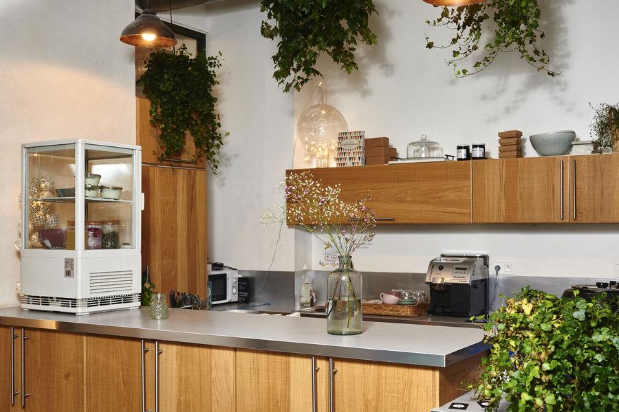 La Paillasse Café