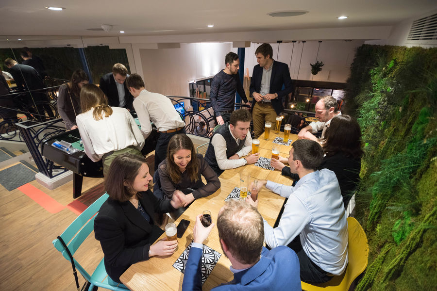 The Playce Hotel by HappyCulture AfterWork Meet&Play au PlayRoom (babyfoot)