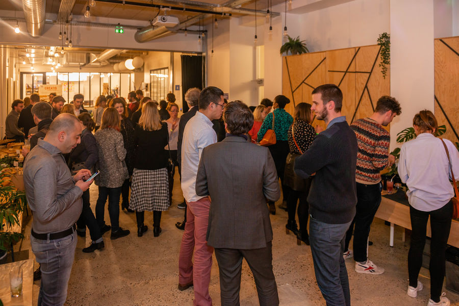FAR, l'accélérateur de projets culturels  Le Lab - FAR