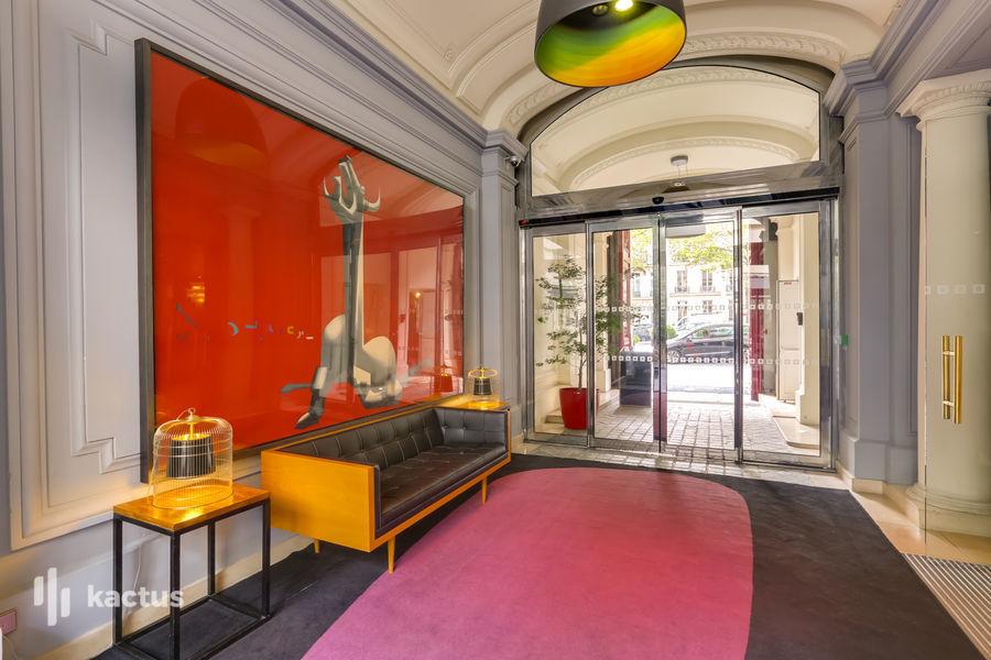 Hôtel Intercontinental Avenue Marceau ***** 85
