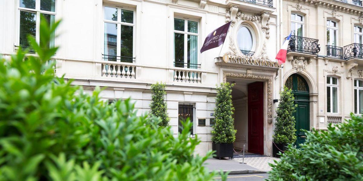 Hôtel Intercontinental Avenue Marceau ***** Hôtel Intercontinental Avenue Marceau *****