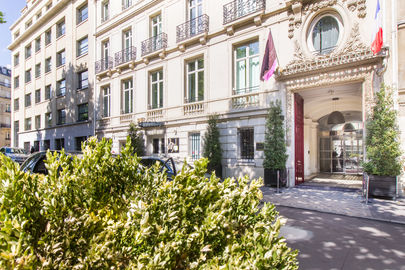 Hôtel Intercontinental Avenue Marceau *****