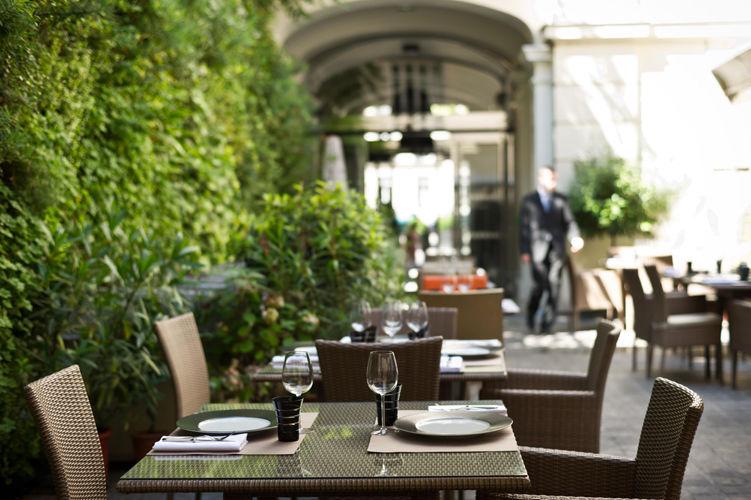 Hôtel Intercontinental Avenue Marceau ***** 100