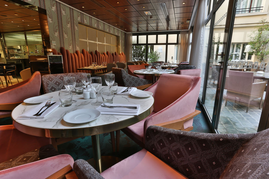 Hôtel Intercontinental Avenue Marceau ***** 96