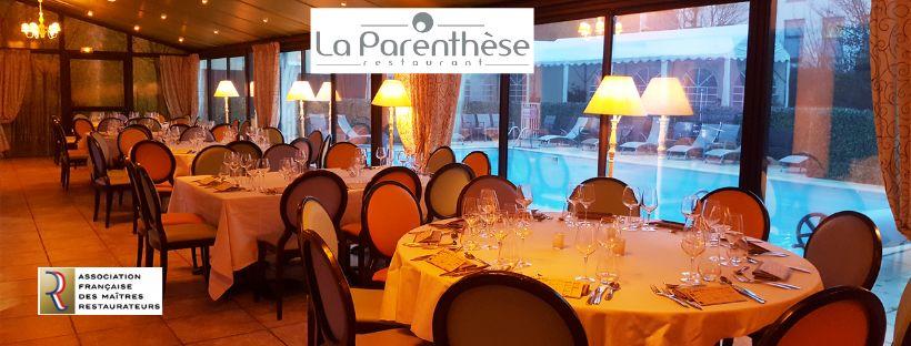 Hotel The OriginalsAlteora Poitiers Site du Futuroscope Restaurant La Parenthèse