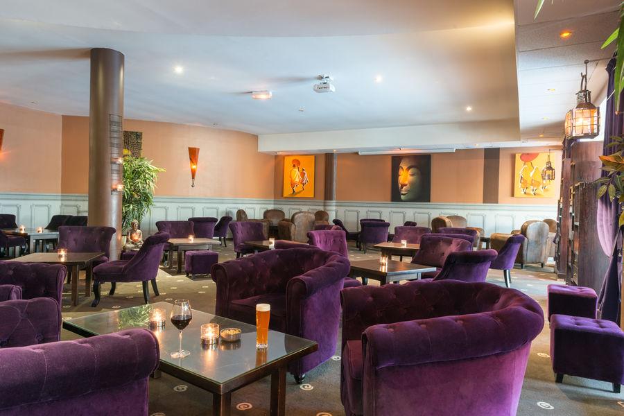 Hotel The OriginalsAlteora Poitiers Site du Futuroscope Lounge Bar