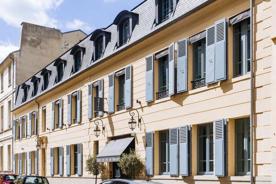 Hôtel du Jeu de Paume  - Versailles Extérieur