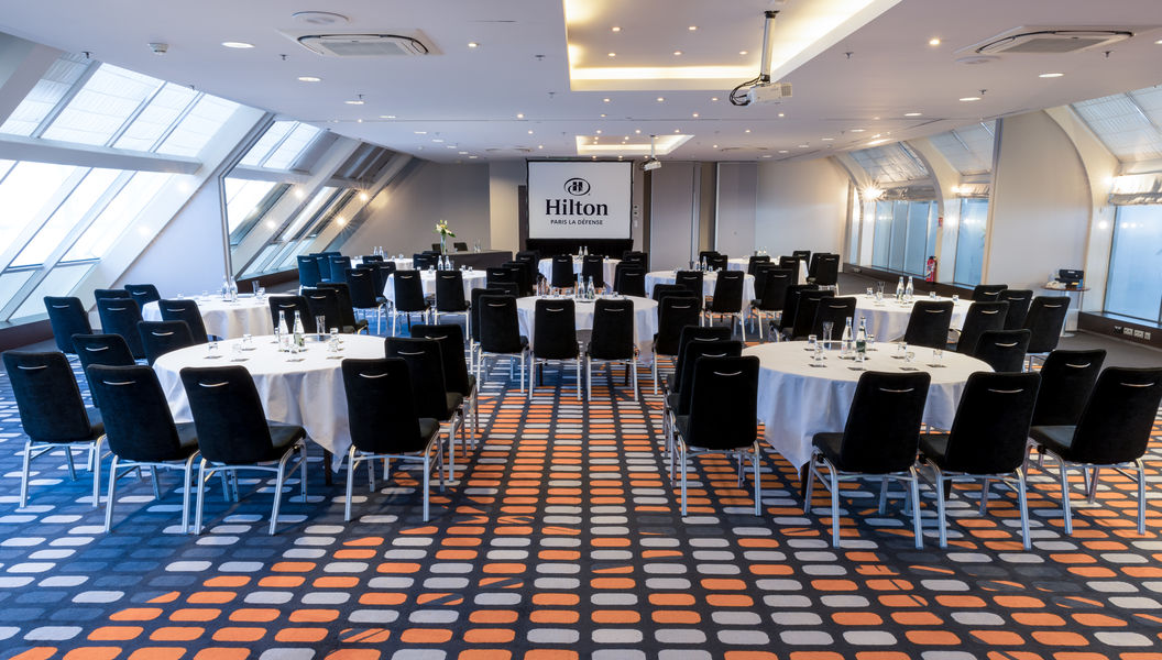 Hilton Paris La Defense Seminaire Soiree