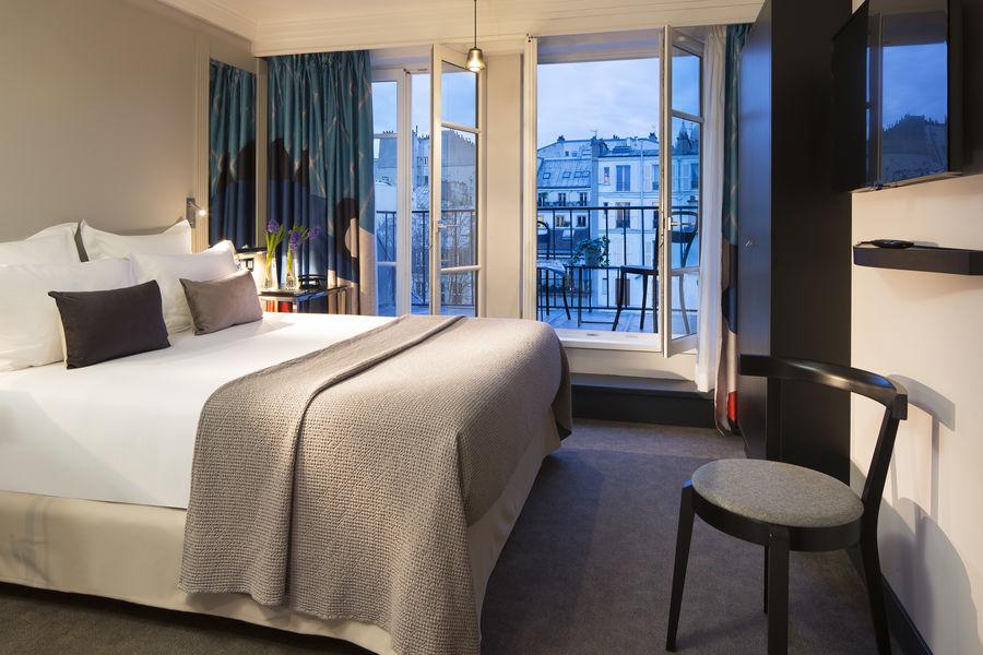 Les Matins de Paris **** Chambre Deluxe