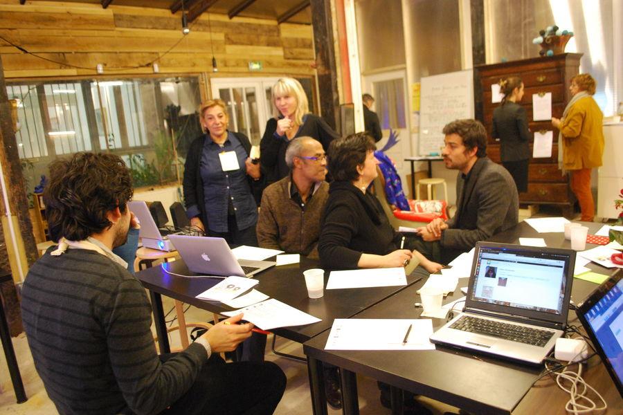Atelier Fil Rouge  Convivialité et créativité
