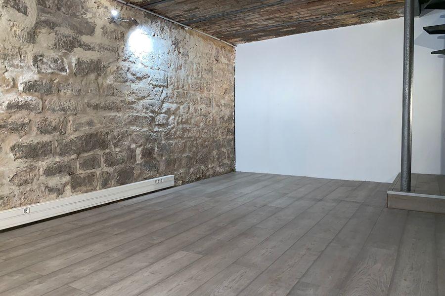 Le Loft Ephémère  Sous-sol