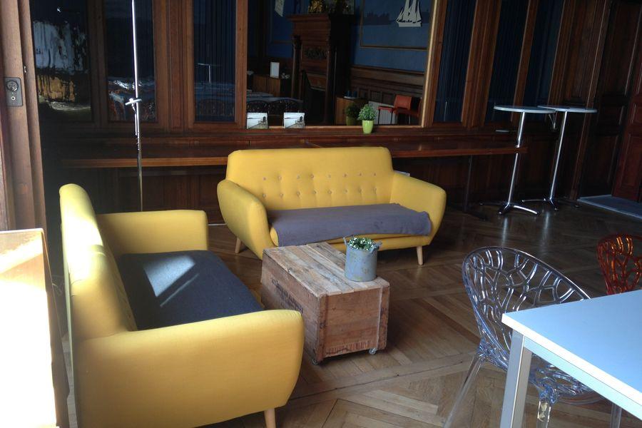 Le Grand Salon Le Grand Salon