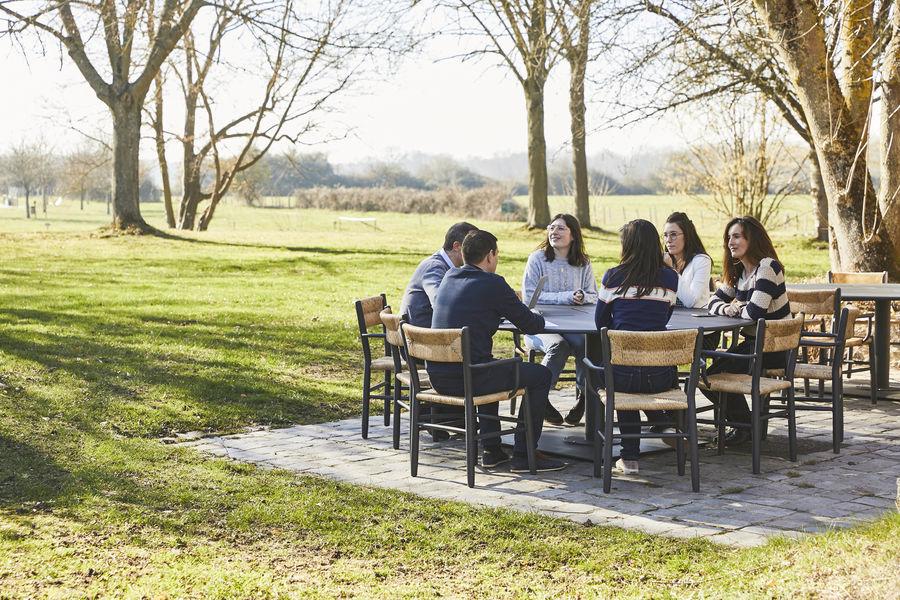Château de Villiers-le-Mahieu Un parc de 21ha pour vos réunions informelles