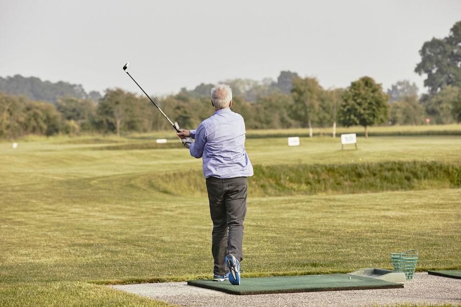 Château de Villiers-le-Mahieu Un golf de 9 trous et son pitch & fun