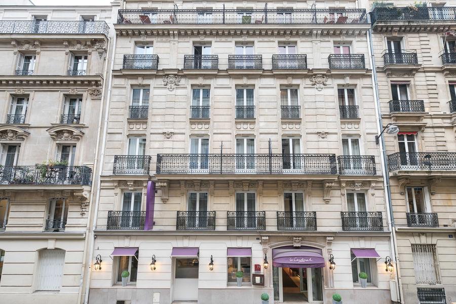 Le Cardinal Hotel By HappyCulture  Facade de l'Hôtel